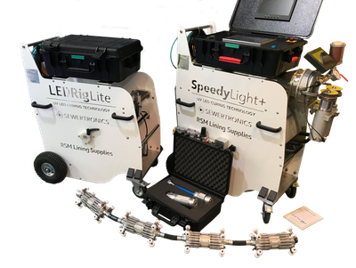 Danaher & Walsh APS' new LEDRig and SpeedyLight+ systems