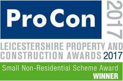 ProCon > Small Non-Residential Scheme Award 2017